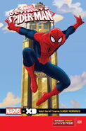 Marvel Universe Ultimate Spider-Man Vol 1 31