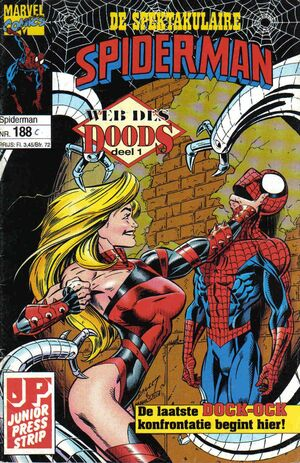 Spectaculaire Spiderman 188