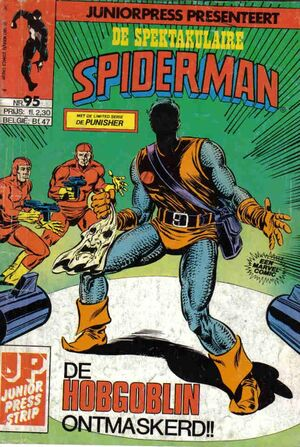 Spectaculaire Spiderman 95