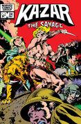 Ka-Zar the Savage Vol 1 24