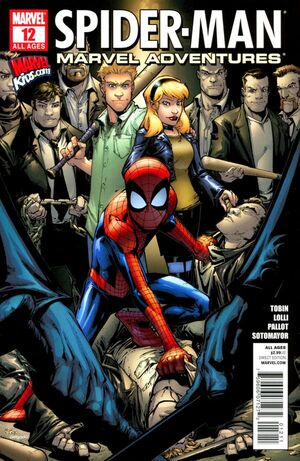 Marvel Adventures Spider-Man Vol 2 12