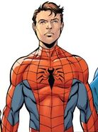 Peter Parker (Tony Richards) (Earth-616) from Amazing Spider-Man & Silk- The Spider(fly) Effect Infinite Comic Vol 1 3 001