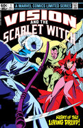 Vision and the Scarlet Witch Vol 1 1