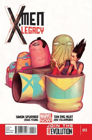 X-Men Legacy Vol 2 13