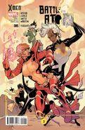 X-Men Vol 4 5 Dodson Variant