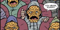 Yancy Street Gang (Earth-616)/Gallery