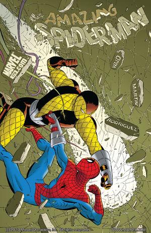 Amazing Spider-Man Vol 1 579