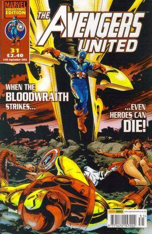 Avengers United Vol 1 31