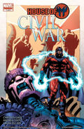 Civil War House of M Vol 1 1