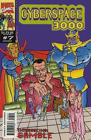 Cyberspace 3000 Vol 1 7