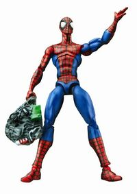 Peter Parker (Earth-1610) from Marvel Universe (Toys) Series 4 Wave XVIII 0001