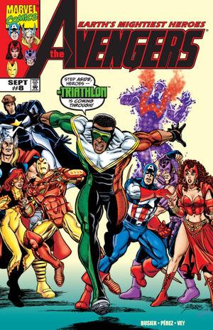 Avengers Vol 3 8