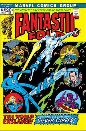 Fantastic Four Vol 1 123
