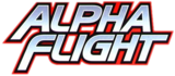 Alpha Flight Vol 2 Logo