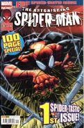 Astonishing Spider-Man Vol 4 1