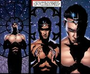 Blackagar Boltagon (Earth-616) in meditation from Inhumans Vol 2 1