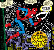 Peter Parker (Earth-616) vows to become a menace from Amazing Spider-Man Vol 1 69