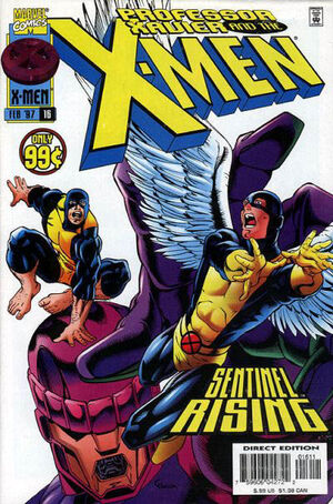Professor Xavier and the X-Men Vol 1 16