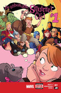 Unbeatable Squirrel Girl Vol 1 1