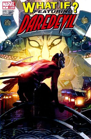 What If Daredevil Vol 1 1