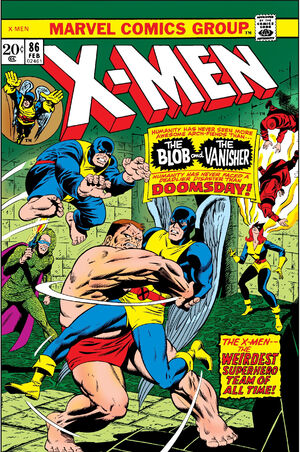 X-Men Vol 1 86