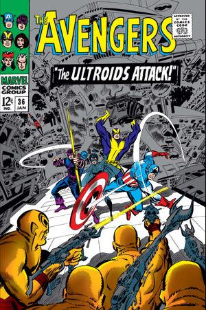 Avengers Vol 1 36