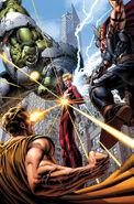 Avengers Vol 5 9 Textless
