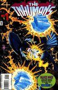 Inhumans The Great Refuge Vol 1 1