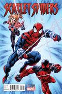 Scarlet Spiders Vol 1 1 Bagley Variant