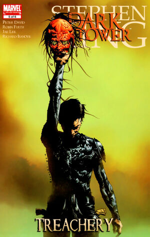 Dark Tower Treachery Vol 1 5