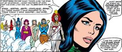 Gaea (Earth-616) from Thor Vol 1 301 0001