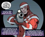 William Cross (Earth-616) from Hawkeye & Mockingbird Vol 1 1