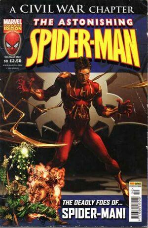 Astonishing Spider-Man Vol 2 50