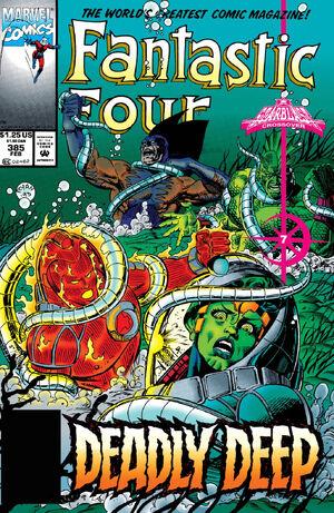 Fantastic Four Vol 1 385