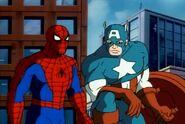 Peter Parker & Steven Rogers (Earth-92131)