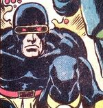 Scott Summers (X-Sentinel) (Earth-616) from X-Men Vol 1 100
