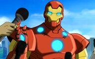 Anthony Stark (Earth-3488) from Ultimate Avengers The Movie 0001