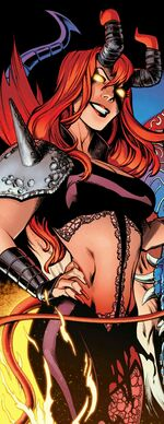 Madelyne Pryor (Earth-91240) from All-New X-Men Vol 2 12 001