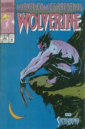 Marvel Comics Presents Vol 1 140