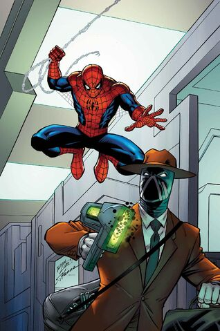 File:Spider-Man Master Plan Vol 1 1 Lim Variant Textless.jpg