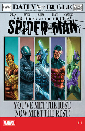 The Superior Foes of Spider-Man Vol 1 11 True