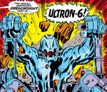 Ultron (Earth-616) from Avengers Vol 1 66 0001
