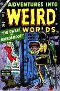 Adventures into Weird Worlds Vol 1 27