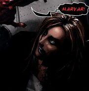 Carnage Vol 1 1 page 18 Tanis Nieves (Earth-616)
