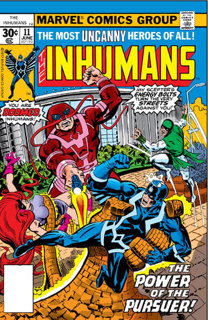 Inhumans Vol 1 11