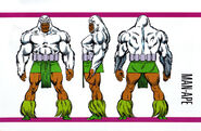 M'Baku (Earth-616) from Official Handbook of the Marvel Universe Master Edition Vol 1 3 0001