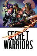 Secret Warriors Vol 1 8 Textless