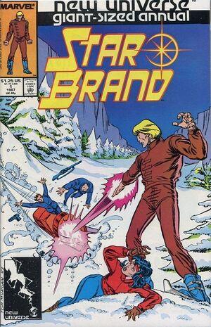 Star Brand Annual Vol 1 1
