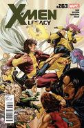 X-Men Legacy Vol 1 263