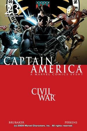 Captain America Vol 5 23